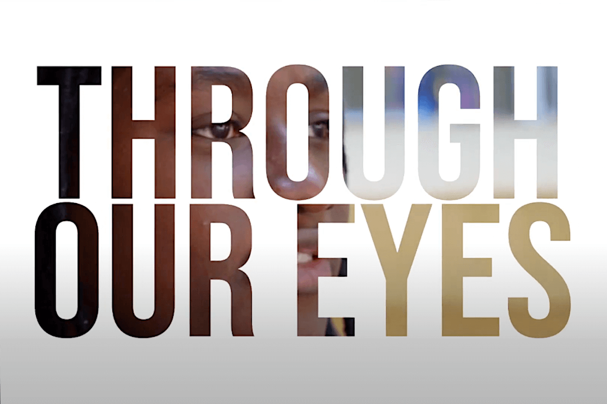 Through Our Eyes web series -- Kids stories Migrant Camp Crisis